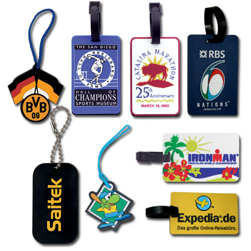 Luggage Tag Samples